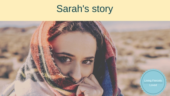 Living by faith and grace - Sarah's story