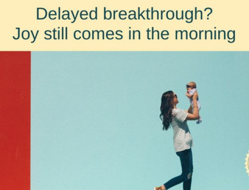 Waiting for Breakthrough – Elizabeth's Story