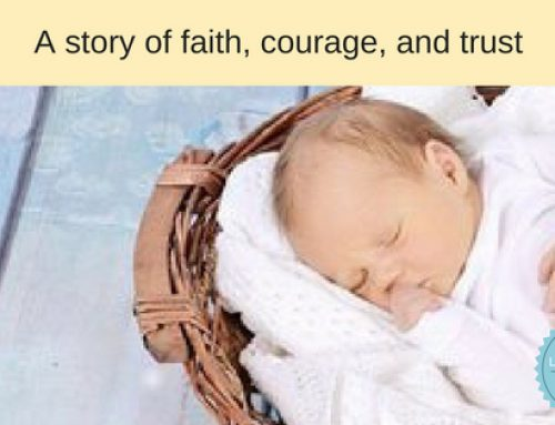 Jochebed's Story of Trust, Courage, and Faith