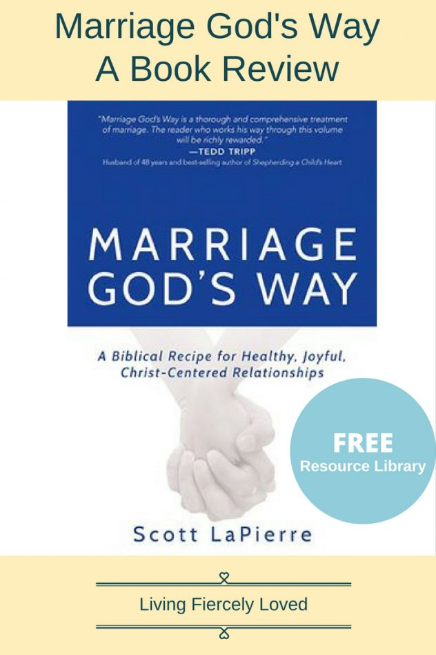 Marriage God's Way Book Review