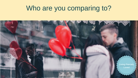 who are you comparing to