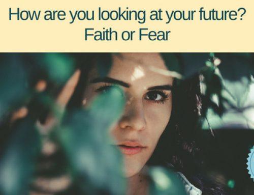 Overcome fear by faith – Live confidently