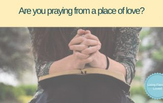 what motivates your prayer life