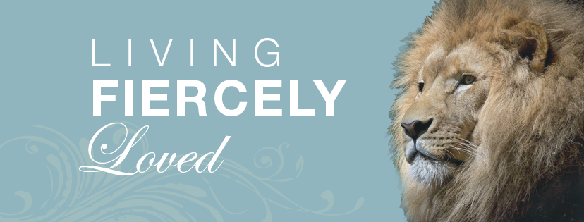 Living Fiercely Loved Mobile Logo
