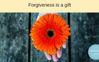 What is the power of forgiveness