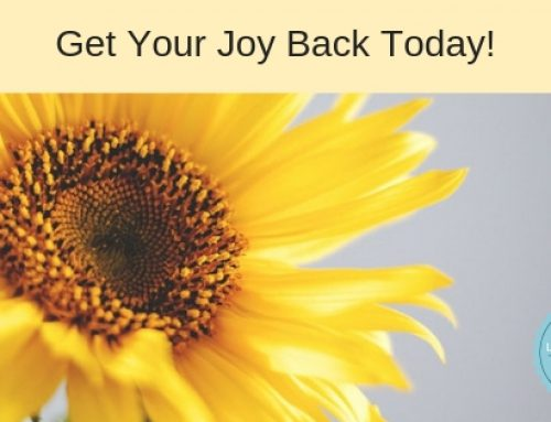 5 Scriptures to Get Your Joy Back