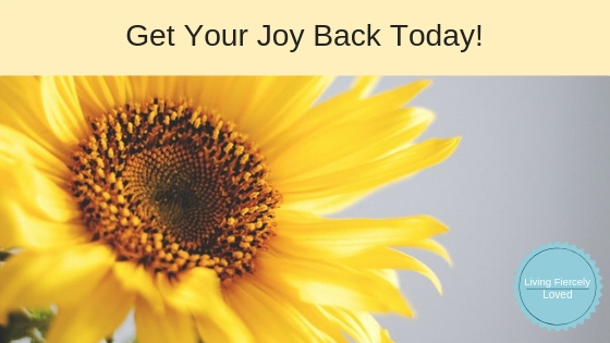 5 Scriptures to get your joy back